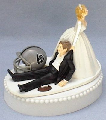 PERFECT grooms cake topper