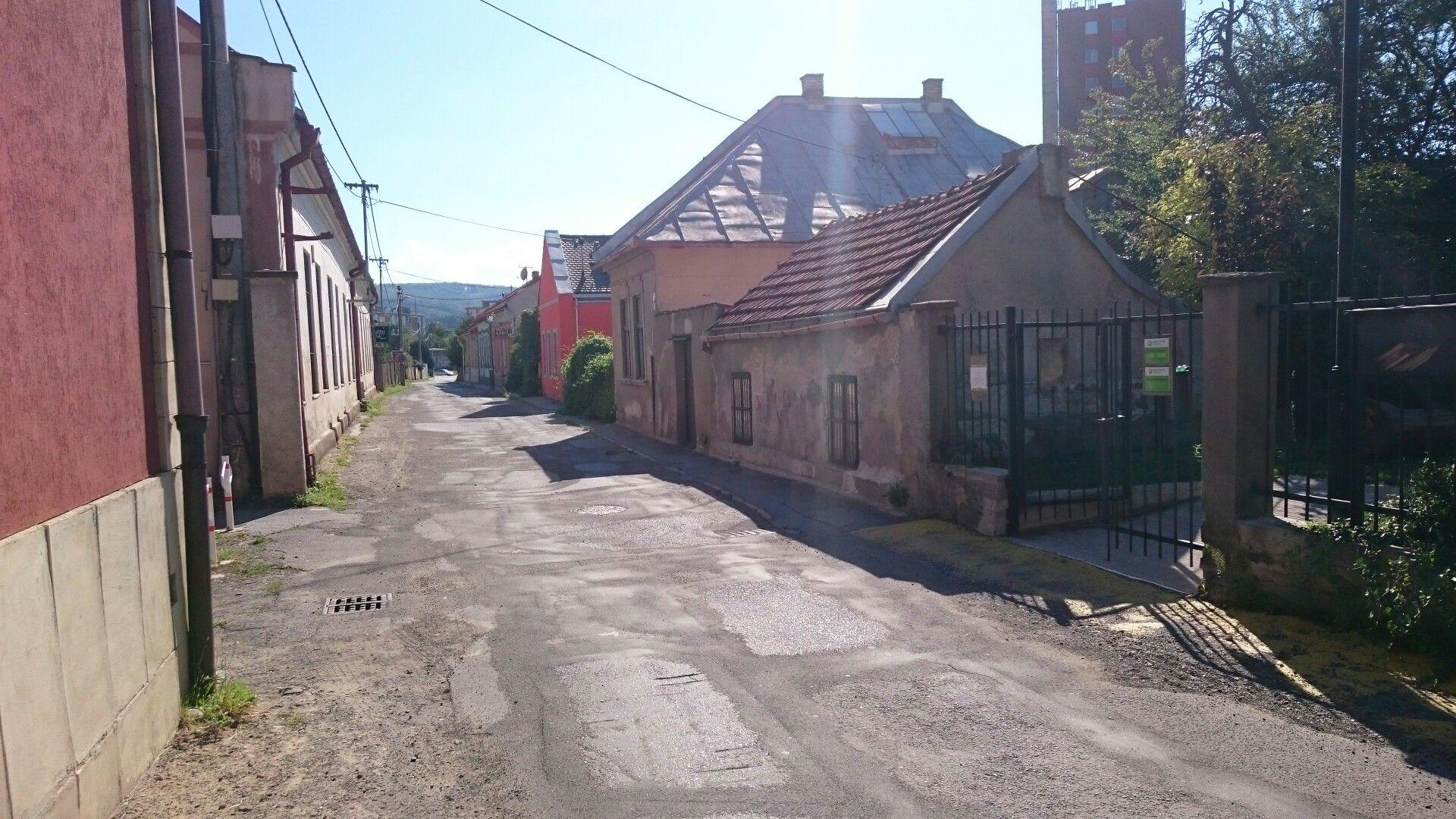 Okružná ulica