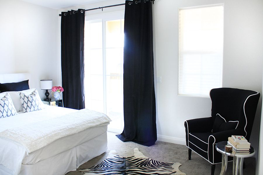 Peek Into My Guest Room Via Made By Girl Dormitorios Hogar