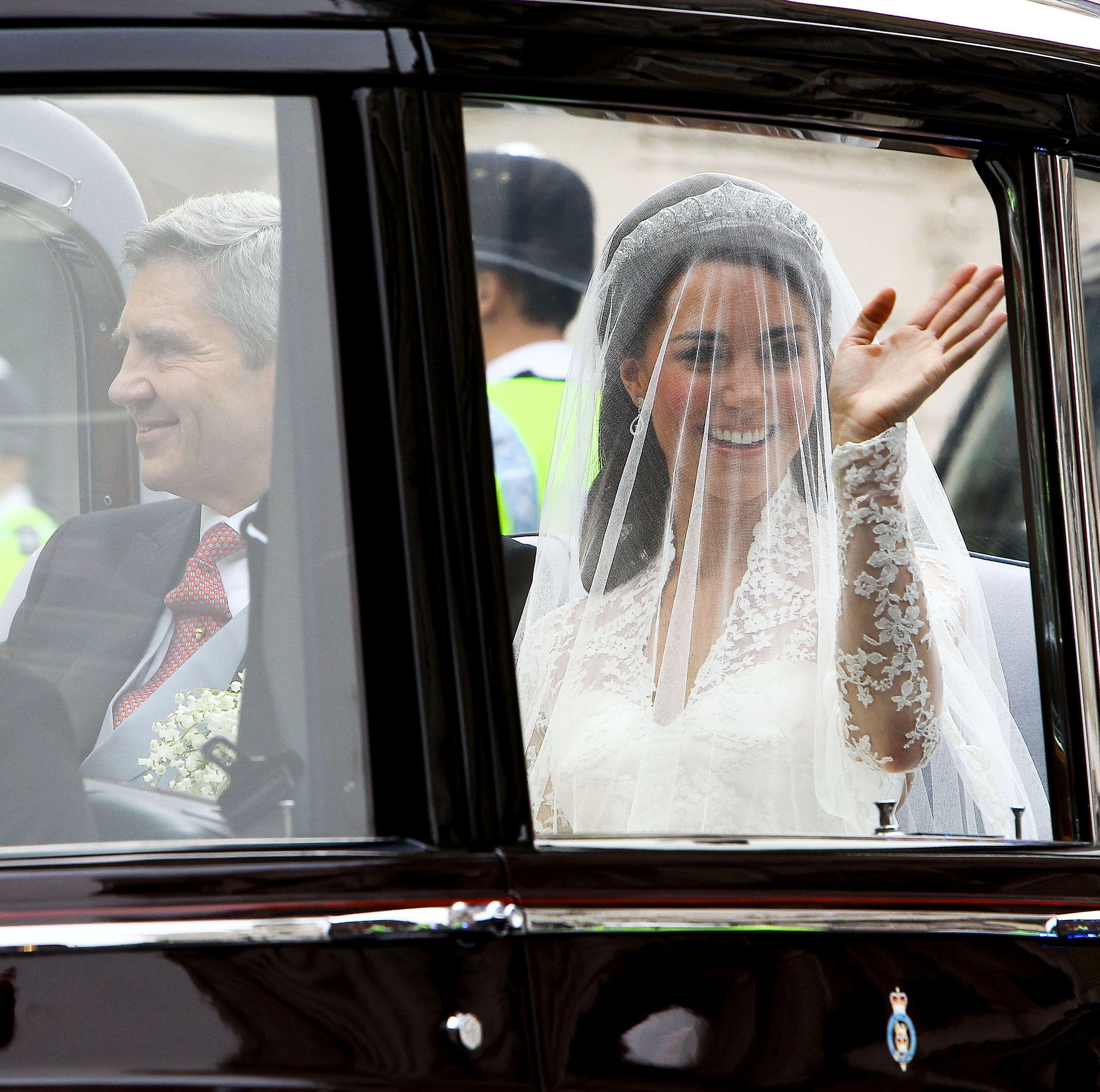 Wedding Gown Of Kate Middleton: Kate Middleton's Wedding Dress
