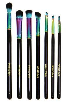siren smoke  spectrum collections  eye makeup brushes