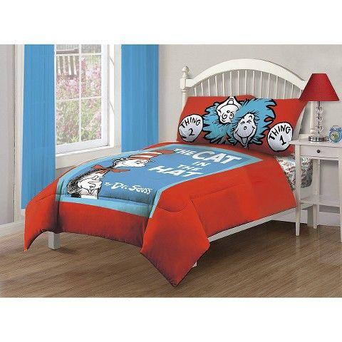 Dr Seuss Bedding Comforters Cozy Cover