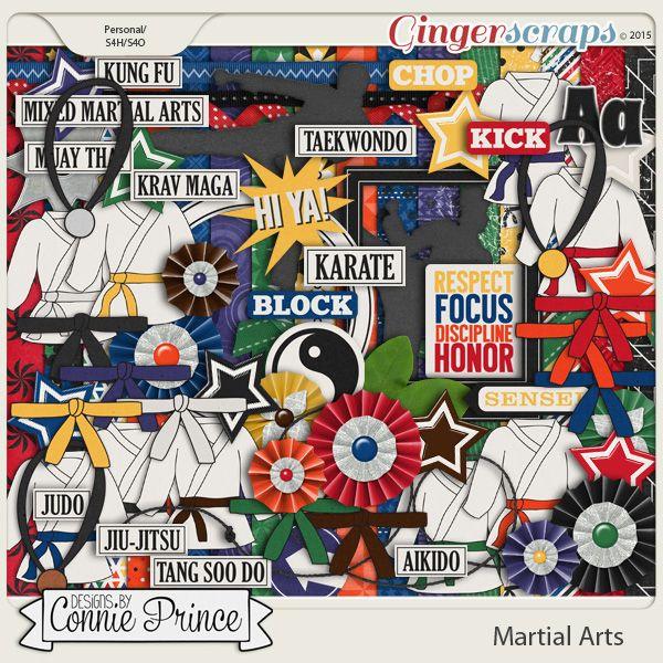 Martial Arts - Kit