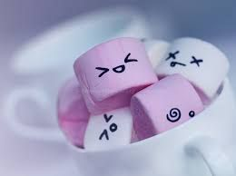 CUTE MARSHMALLOWS!
