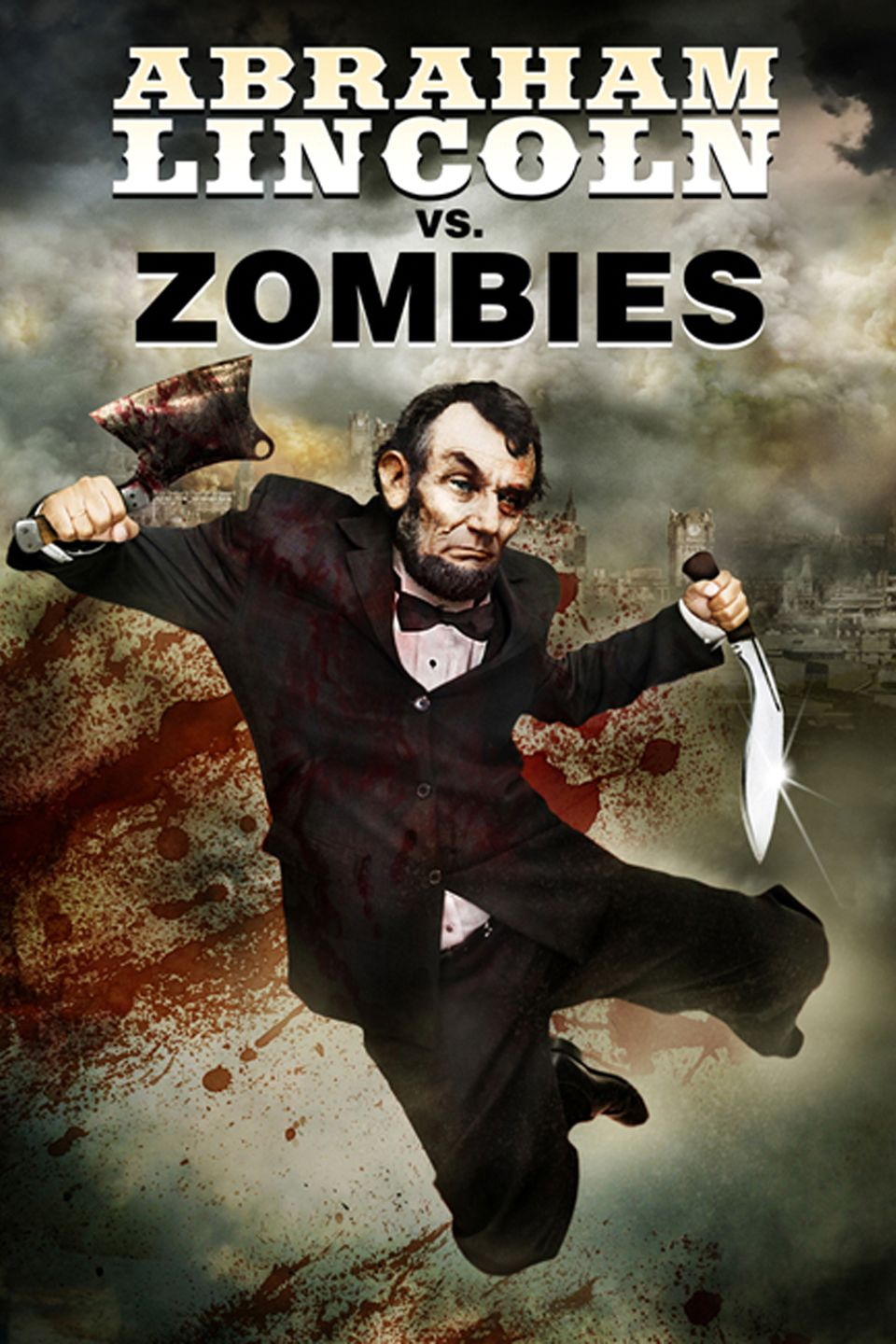 abraham lincoln vs zombies film online