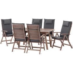 Photo of Garden seating group, 7 pieces Tchibo
