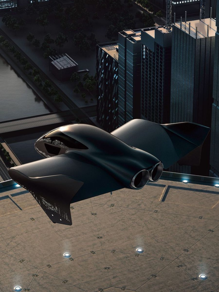 luxury flying car (With images) Porsche, Boeing, Urban