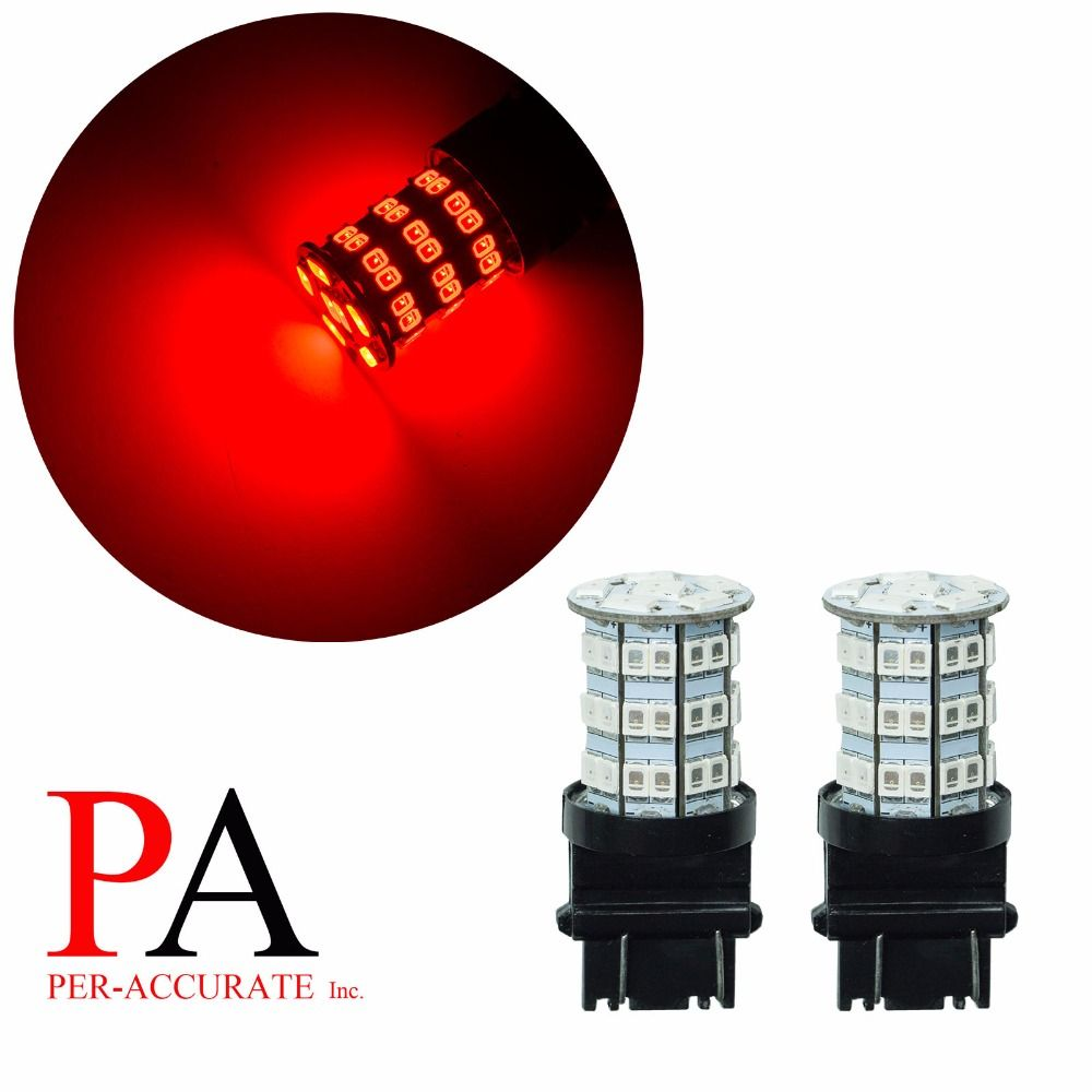 [Free Shipping] Buy Best PA LED 2 X 3156 3157 Strobe