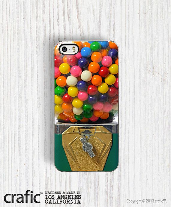 Candy Machine iPhone 6 Case, Vintage iPhone 5/5s Case, Sweet iPhone 4/4s Case, Cute iPhone 5C case, iPhone 6 Plus