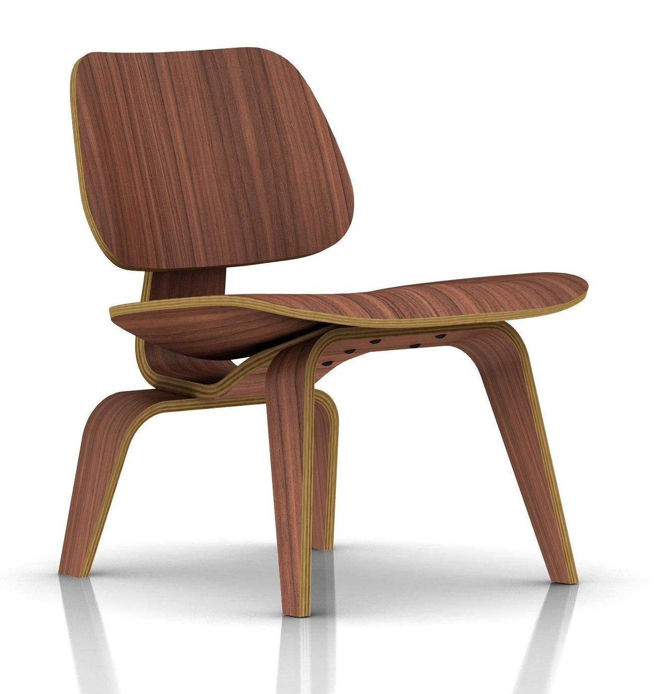 Eames Molded Plywood Chair Sperrholzstuhl, Eames und