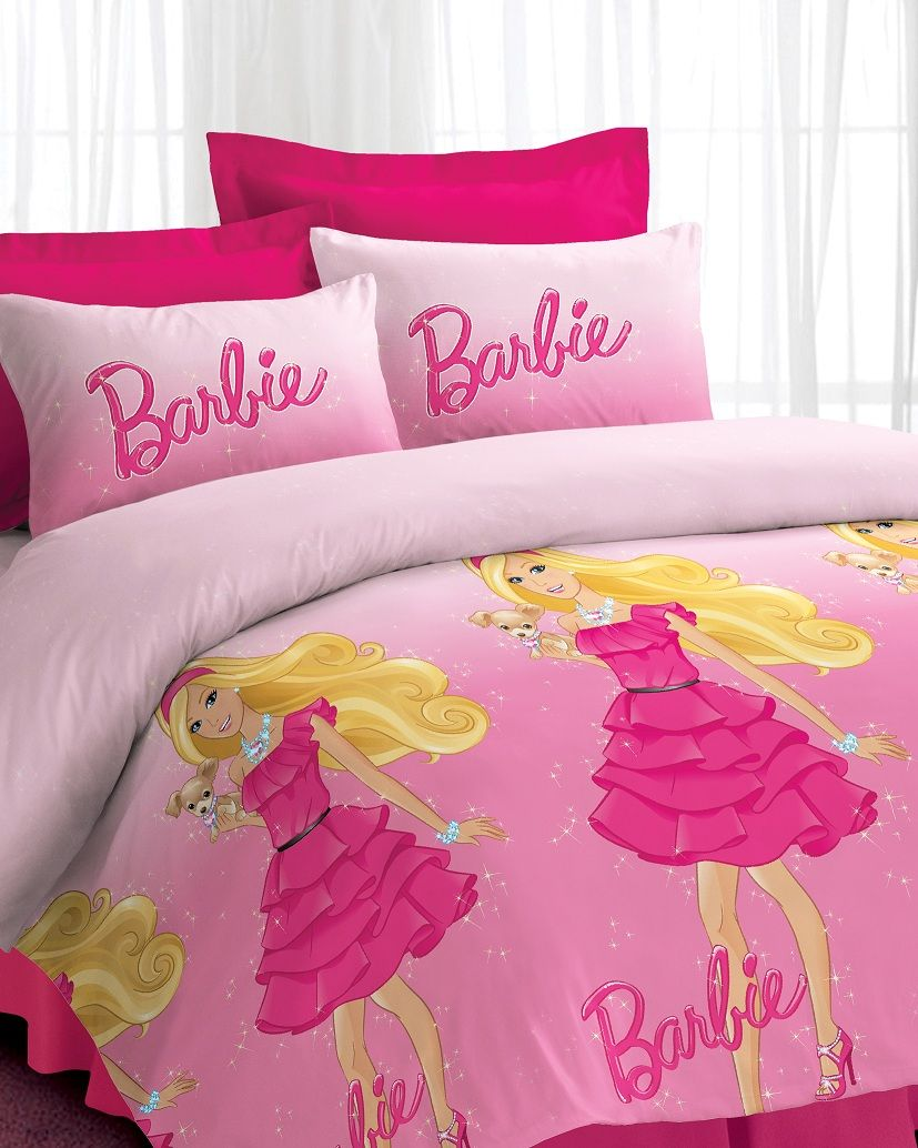 Barbie bedding pottery barn - Barbie Bedding Eastern Decorator Coming Soon Barbie Bed Sheet Sets In Malaysia
