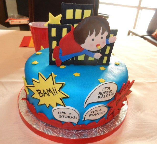 Superhero Baby Shower Party Ideas Superhero baby shower Shower