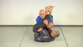 armbar defense from guard