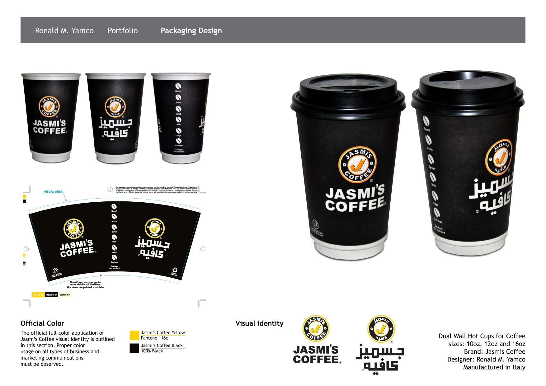 coffee cup packaging - Buscar con Google