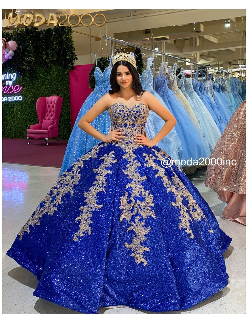 Glittery Royal Blue And Gold Elegant Themed Quinceanera Dress Quince Dresses Blue And Gol In 2021 Dresses Quinceanera Blue Quinceanera Dresses Blue Quince Dresses [ 1272 x 978 Pixel ]