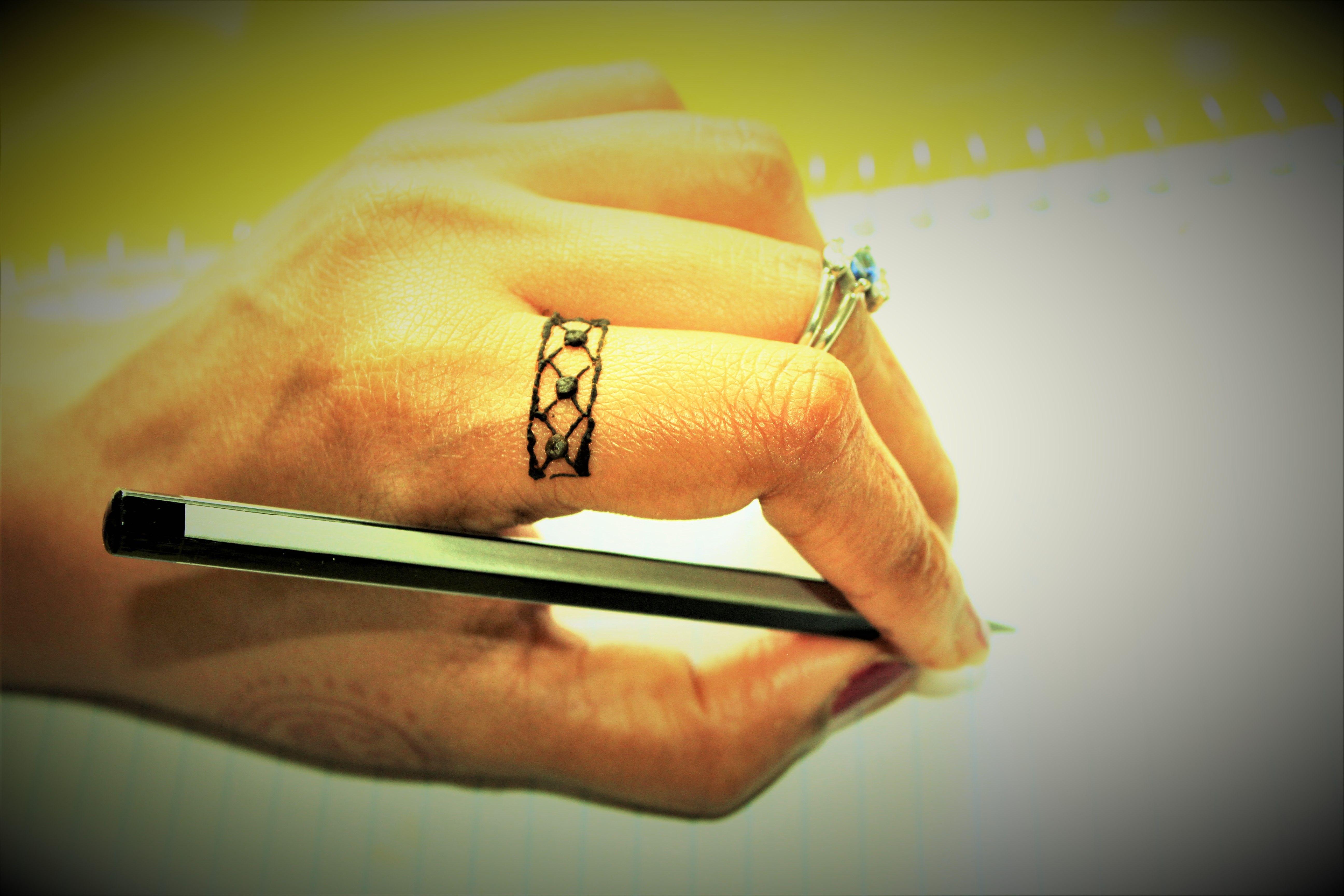 Easy henna tattoo designs mehndi designstemporary tattoo