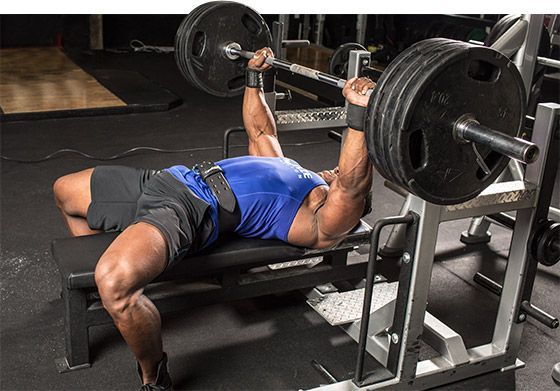 Kiss Your Old Bench Press Max Goodbye Bench Press Chest Workouts Gym Workouts