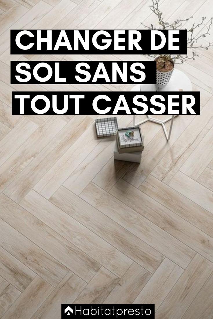 Comment Changer De Sol Sans Tout Casser 7 Solutions Possibles Sol Liege Sol Revetement Sol