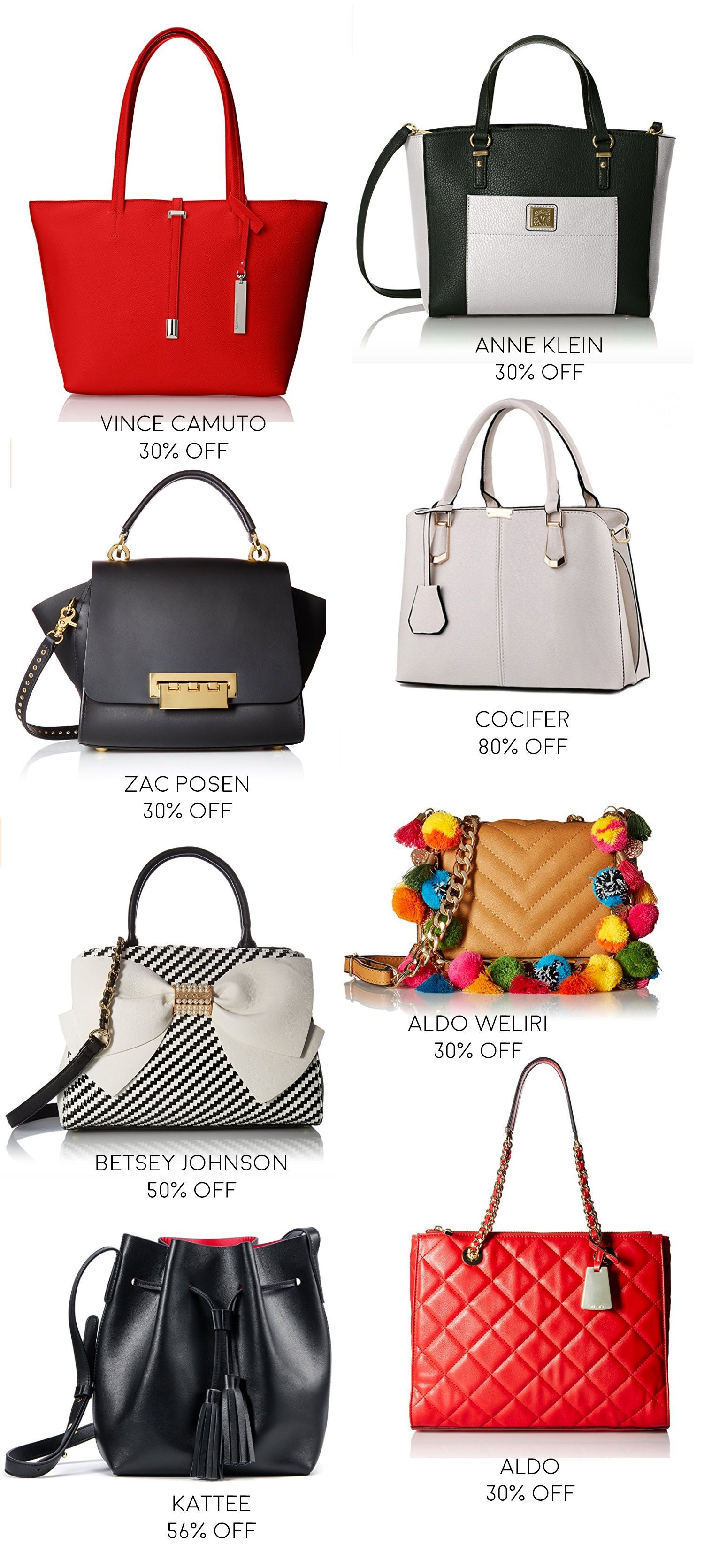 ae6e590bb3 Cute designer and designer dupe handbags on MAJOR sale for Amazon Prime  Day! | Prime Day Shopping Tips 2017 by Stephanie Ziajka from Diary of a  Debutante # ...