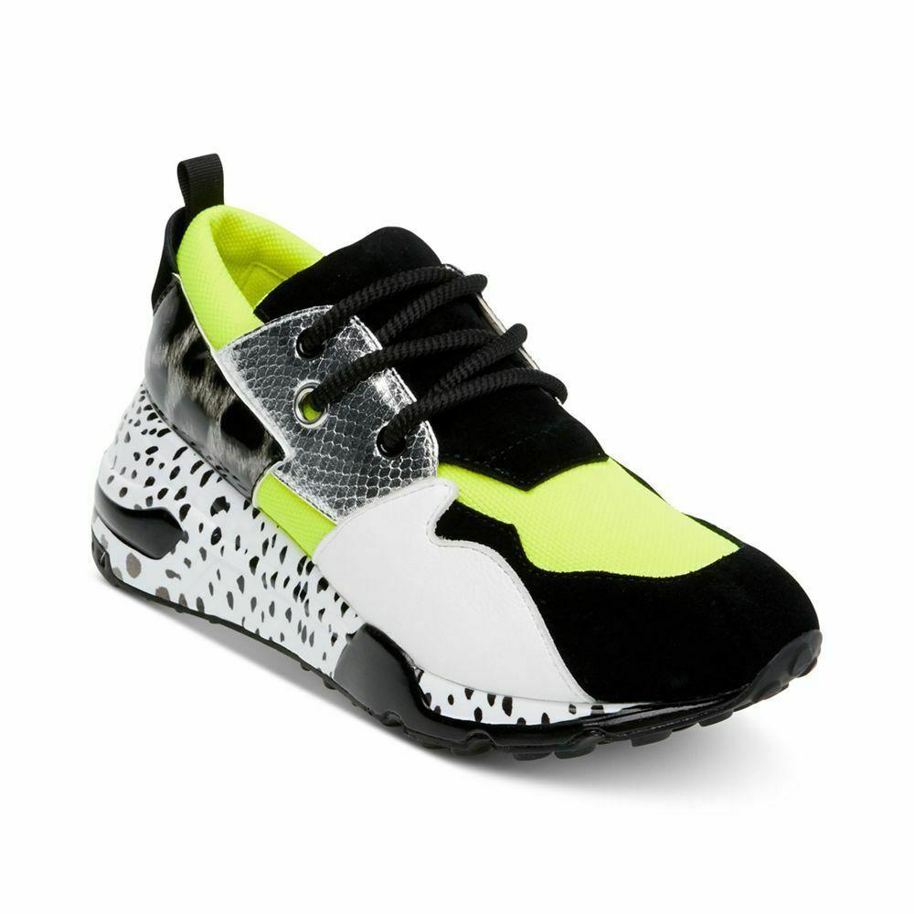 Cliff Sneakers Neon Green Multi size