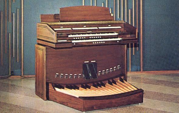 Old Allen Organ Catalogue Piano Organs Instruments