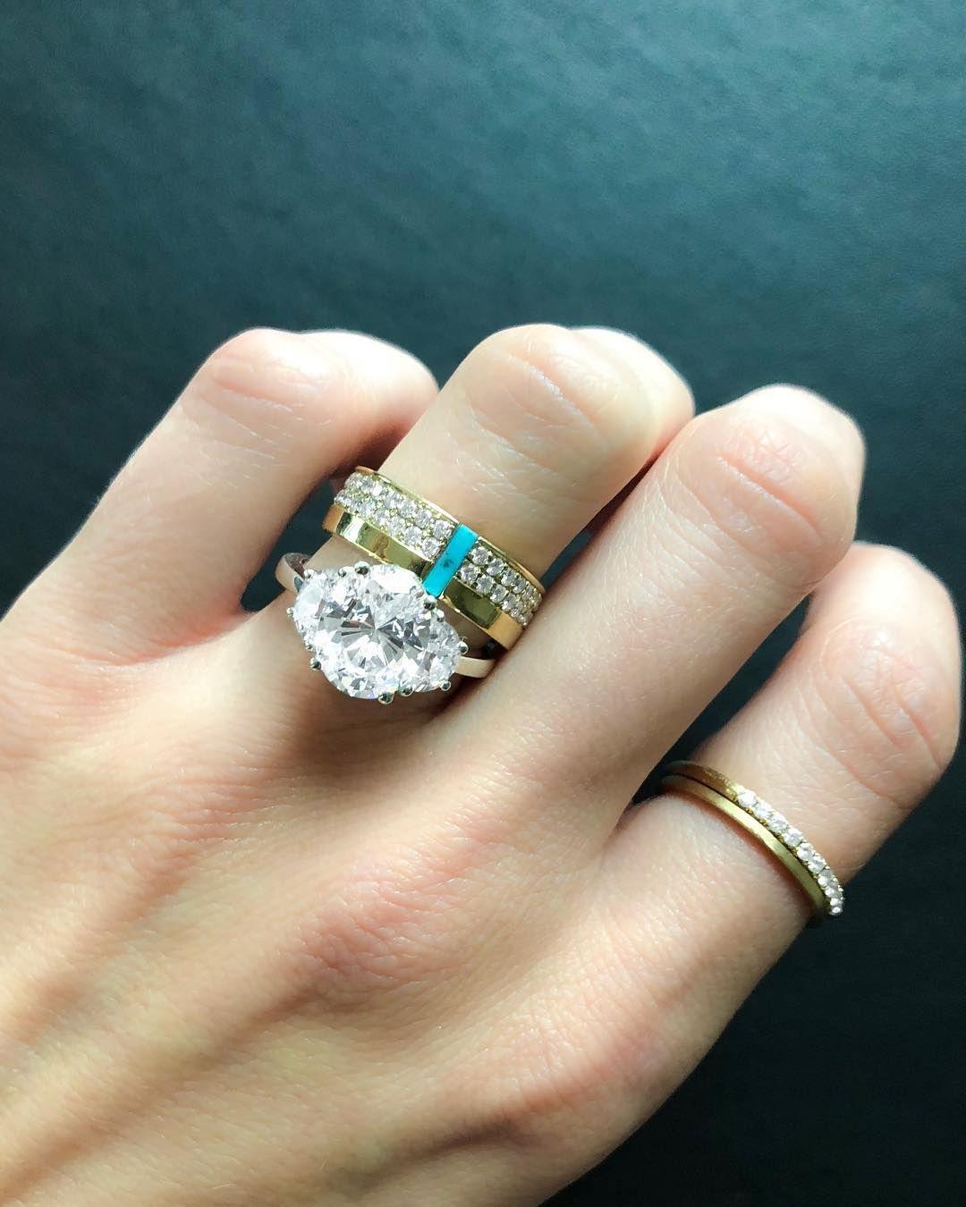 "Good Stone on Instagram ""Finishing so many rings"