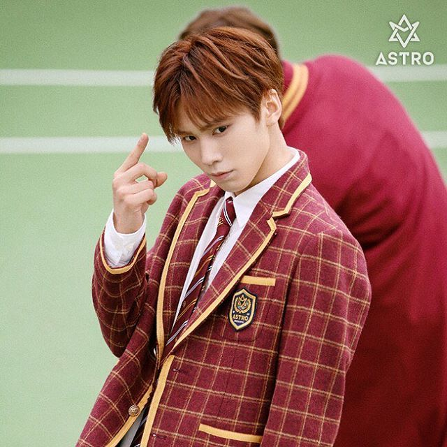 2016.11.10 0:00AM ASTRO 3rd Mini Album 'Autumn story' PHOTO #03 #아스트로 #ASTRO #라키 #고백