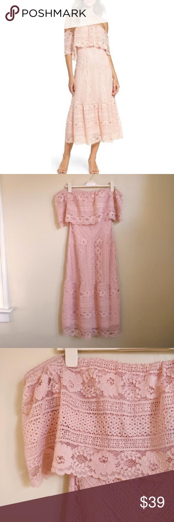 22+ Bb dakota katie lace midi dress trends