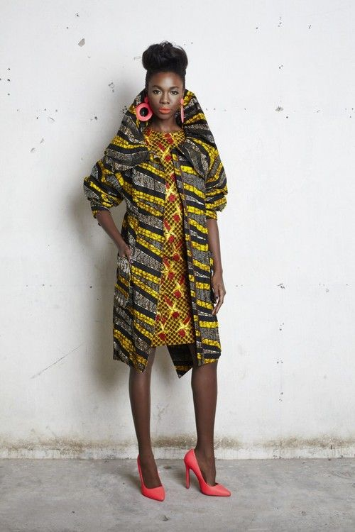 Vlisco - Funky Grooves Collection.