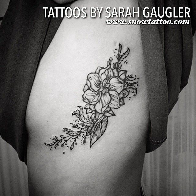 Pin By Snow Tattoo On Tattoos By Sarah Gaugler