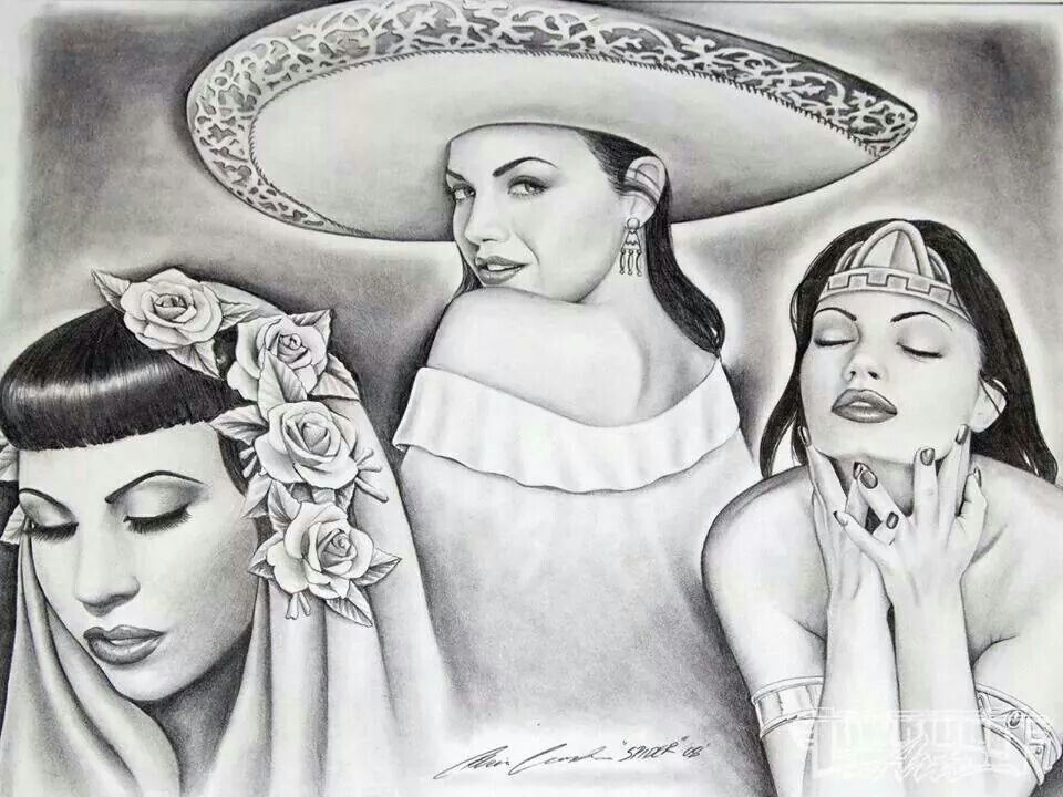 Pin by Carolyn Bolling on Mexicano / Chicano /Latino