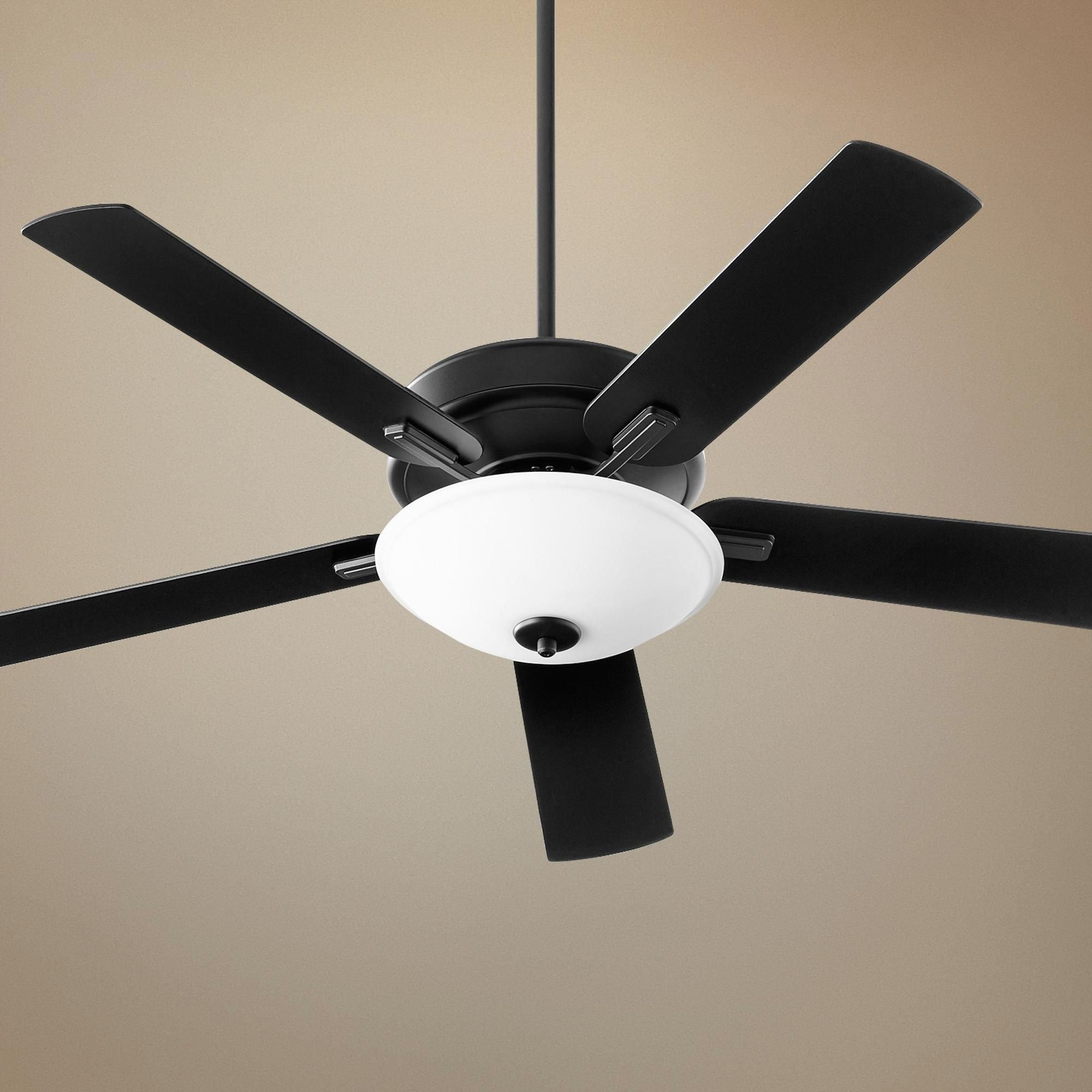 52 Inch Quorum Premier Noir Led Ceiling Fan 1000 In 2020 Led Ceiling Fan Ceiling Fan Ceiling Fan Makeover