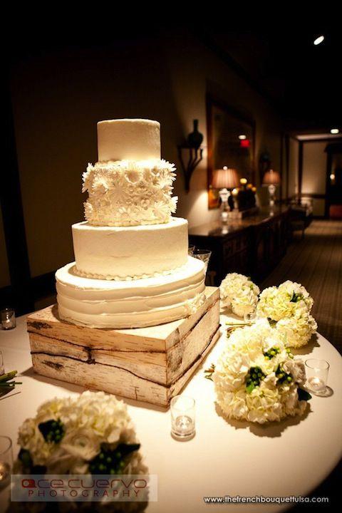 Cool Cake Stands! on itsabrideslife.com/Wedding Cake/Wedding Cake ...