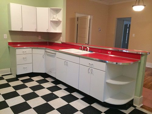 this house flipper goes retro - with immediate success | retro