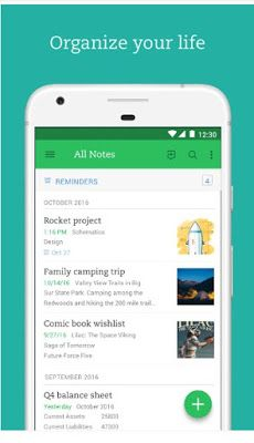 Evernote APK for Android – Mod Apk Free Download For Android