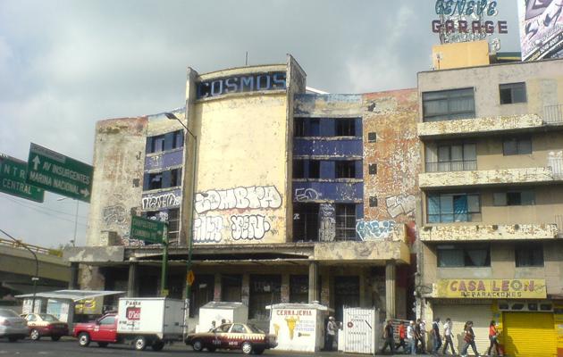 Cine Cosmos Ciudad De México Cine Cine De Barrio Historia De Mexico