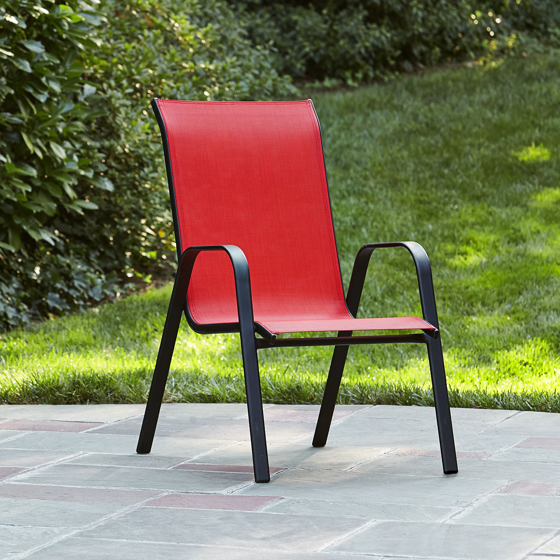 Red Patio Chairs