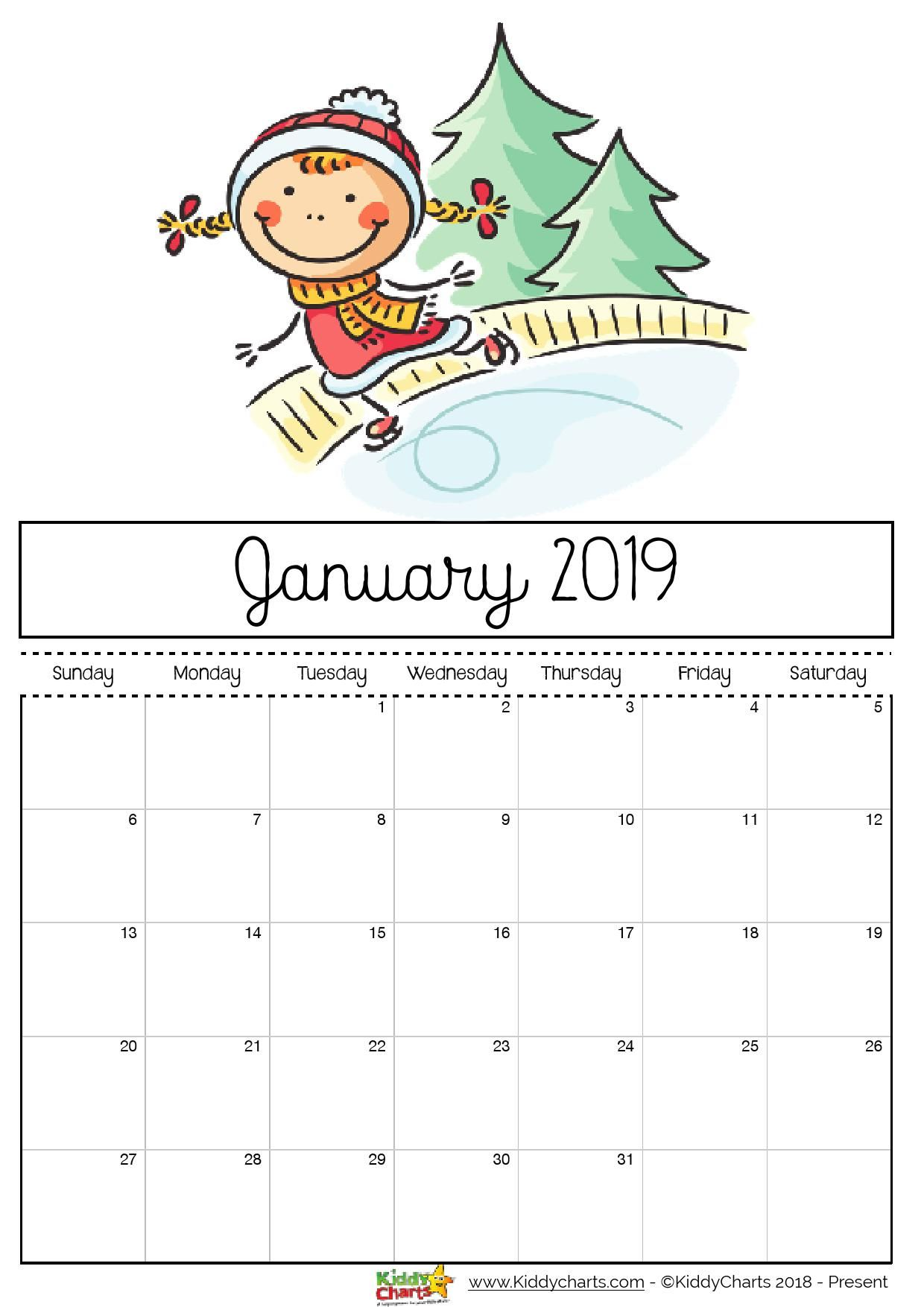 photograph about Countdown Printable named Xmas Countdown Printable Calendar 2019 For Small children