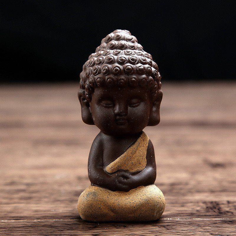 statue mini bouddha z nitude pinterest bouddha. Black Bedroom Furniture Sets. Home Design Ideas
