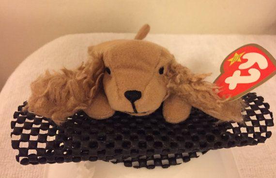 d75c69af74e Beanie babies · Spunky the Cocker Spaniel Dog Stuffed Toy by  BeanieBabiesandToys