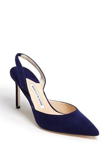 Carolyne' Pump | Manolo blahnik heels