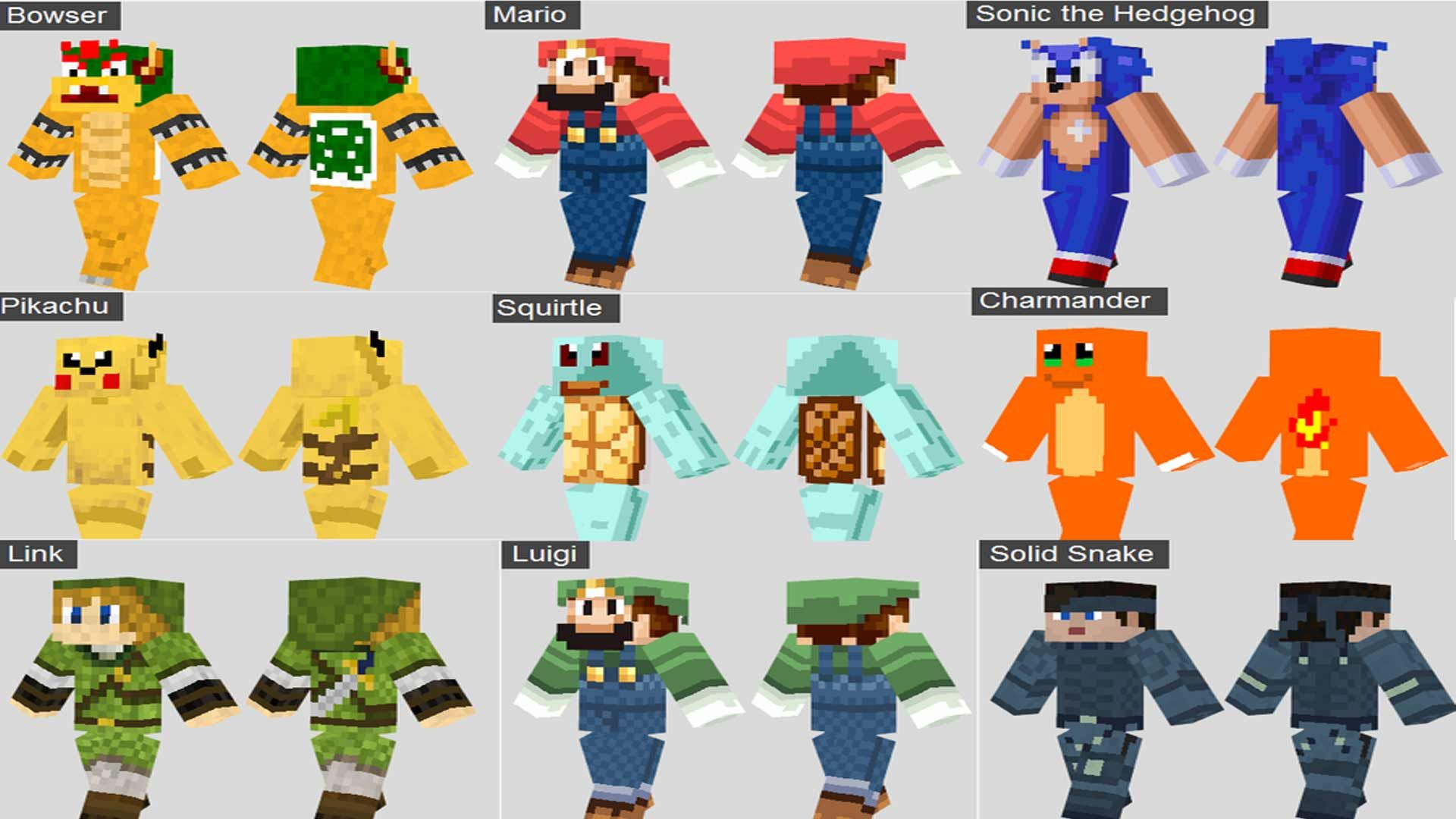 minecraft characters - Google Search | Minecraft | Pinterest ... for Minecraft Characters Pictures  181pct