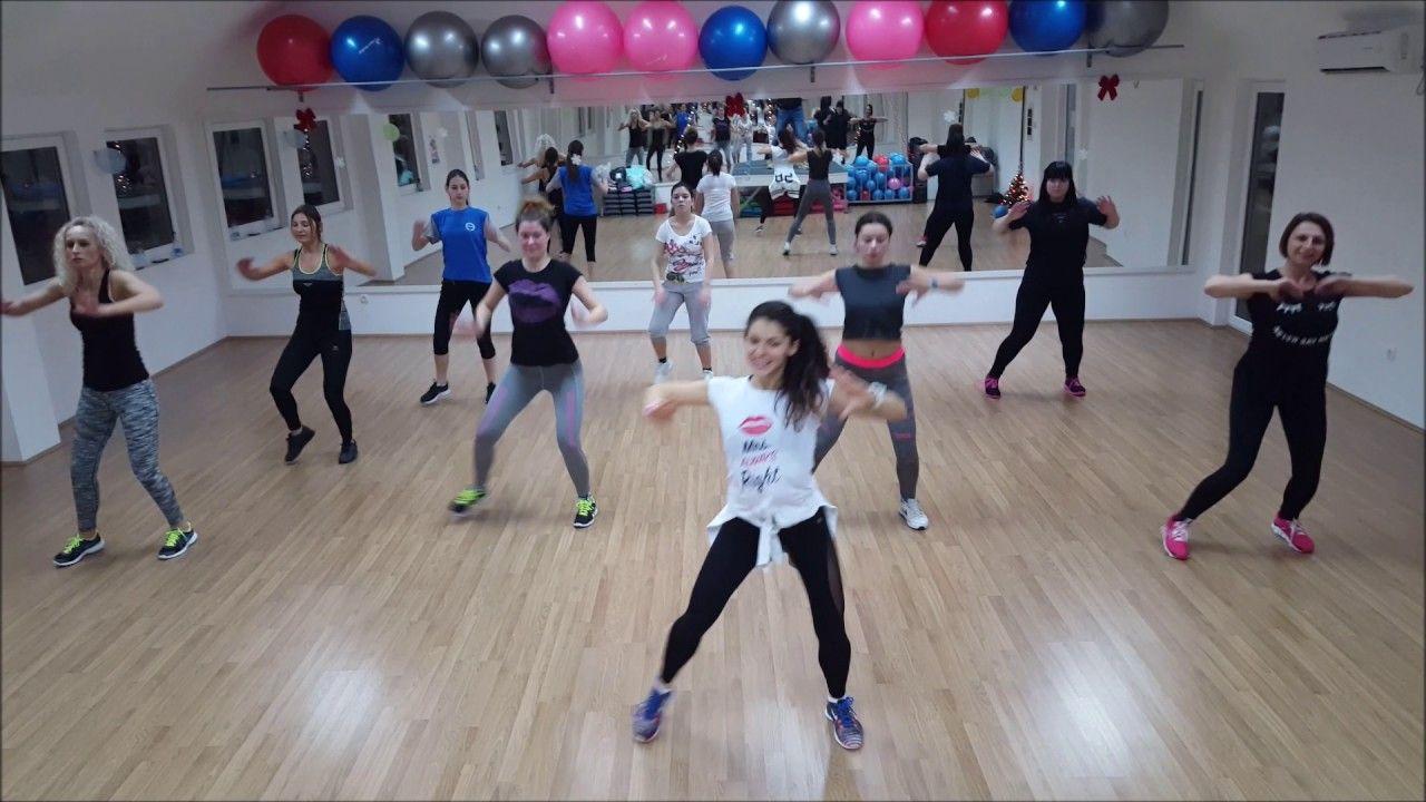 Shakira Ft Maluma Chantaje Zumba Fitness Choreography With