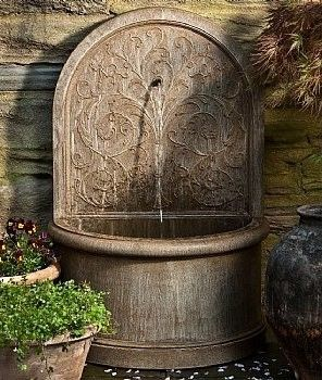 Merveilleux The Corsini Wall Fountain Will Add A Wonderful Quality To Your Setting,  While Creating An