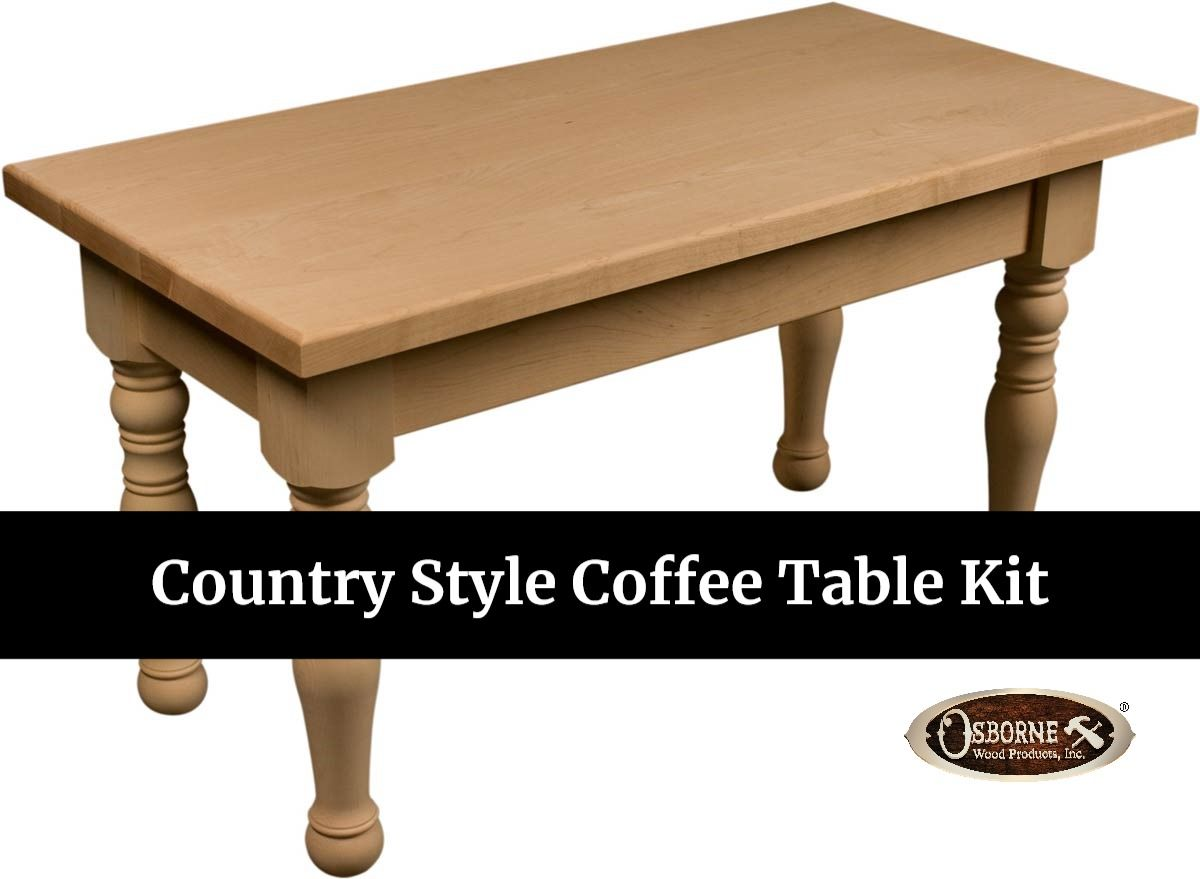 Diy Your Own Country Style Coffee Table With A Kit From Osborne Wood Osbornewood Handmade Diycoffeetable Diy Diytable Coffeeta With Images Country Style Coffee Table