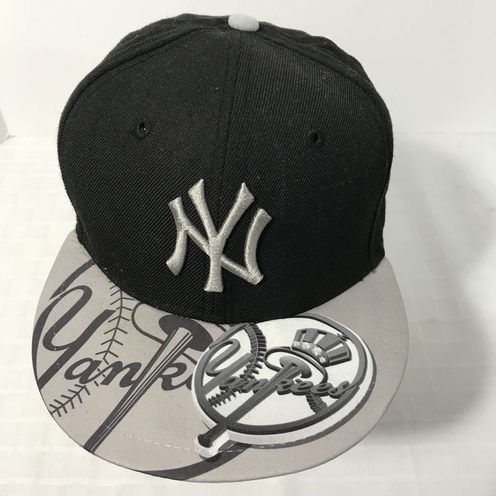 59fifty fitted cap ny yankees mlb genuine merch 7 58