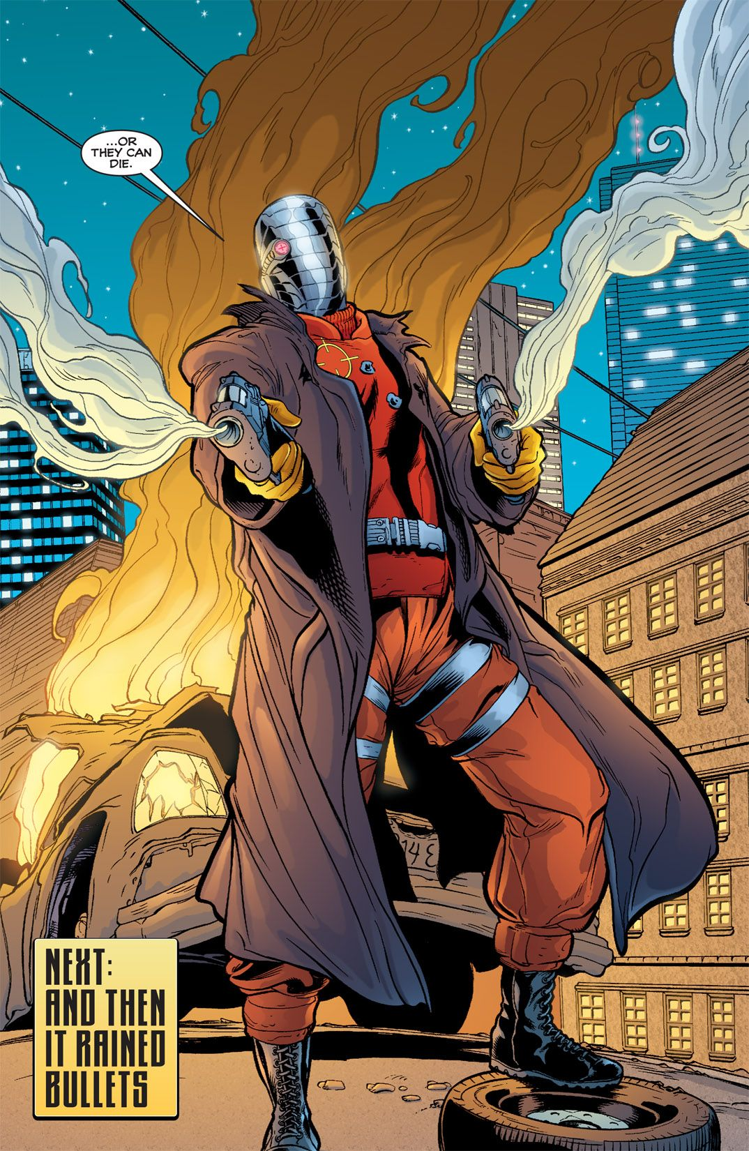 Deadshot 2005 Issue 1 Read Deadshot 2005 Issue 1 Comic