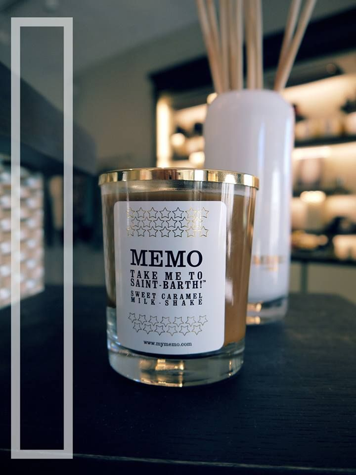 MEMO Candles