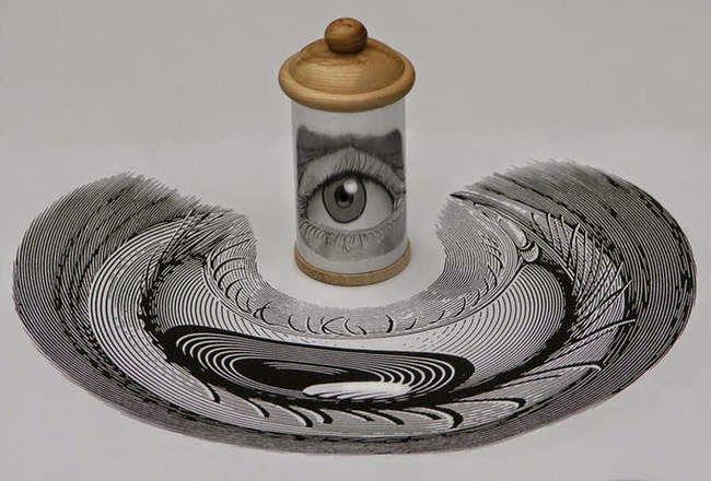 Parece Algo Confuso. Até Ao Momento Em Que Se Coloca Um Espelho - Chiado Magazine | Arte, Cultura e Lazer...