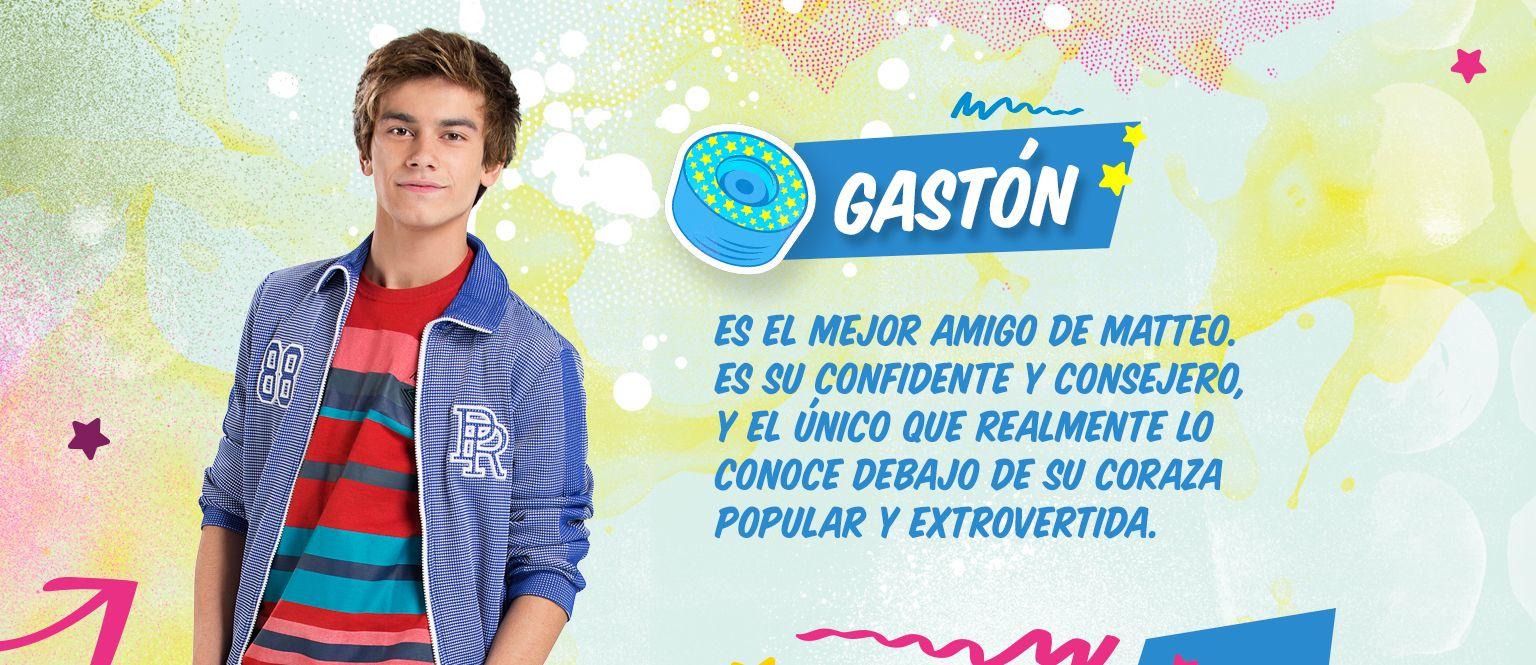 Gaston Es E Mejor Amigo De Matteo En 2019 Son Luna Soy